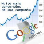 Campanha de links patrocinados no Google Adwords
