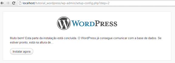 instalando wordpress 3
