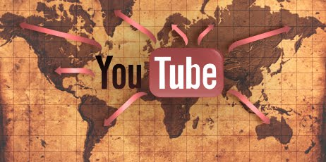 Youtube videos marketing viral infection