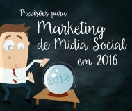 previsões marketing midias sociais