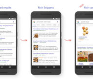 rich snippets mobile